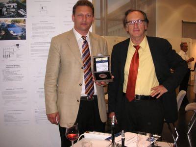 Michael Reimann Fisher Prize
