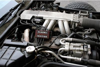 Corvette 4C Plasma Ignition