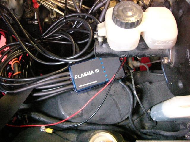 Plasma Ignition III retrofit for automotive